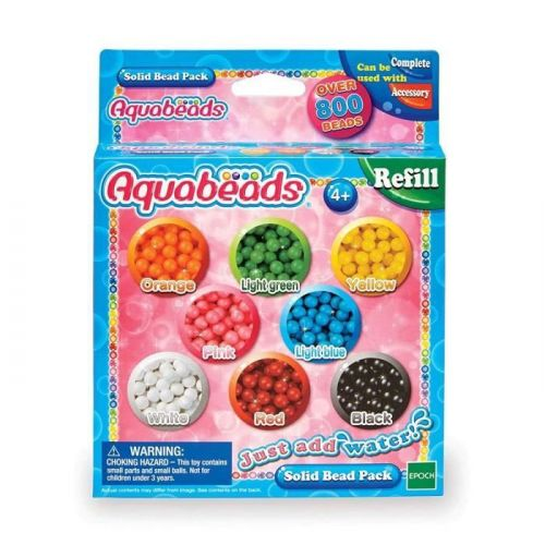 Aquabeads Solid Bead Pack Refill