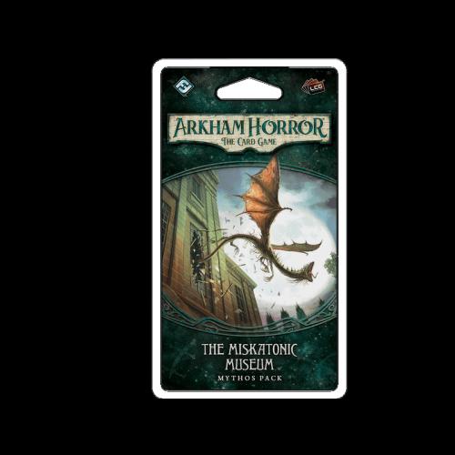 Mythos Pack: The Miskatonic Museum | Arkham Horror LCG