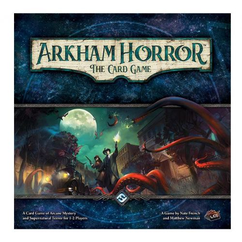 Arkham Horror The Card Game - grundspillet