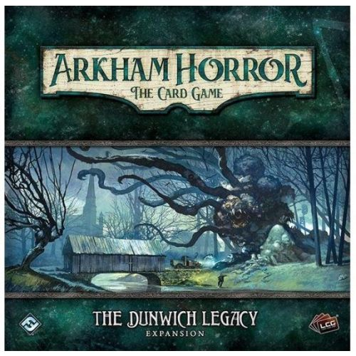 Arkham Horror Card Game - The Dunwich Legacy Deluxe - Kortspil