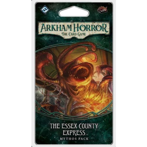 Arkham Horror Mythos Pack - The Essex County Express - Kortspil
