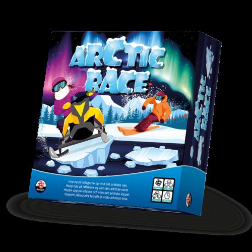Arctic Race - Årets familiespil 2020