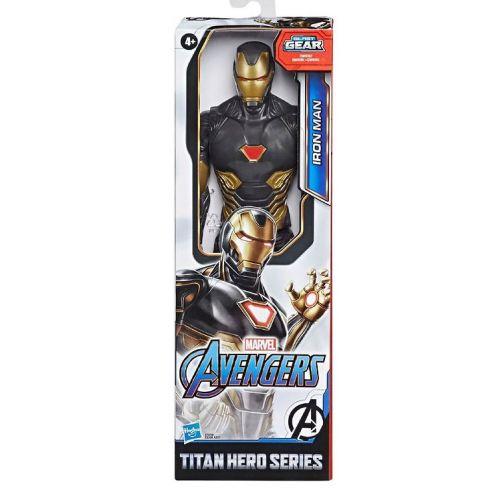 Avengers Titan Hero Gold Iron Man Figur