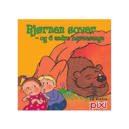 Børnesange - Bjørnen Sover - Pixi bog