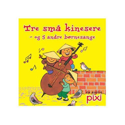 Børnesange - Tre Små Kinesere - Pixi bog