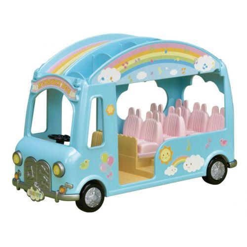Sylvanian families - Baby bussen Solskin