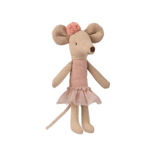 Maileg Ballerina Mus - Storesøster - 13 cm