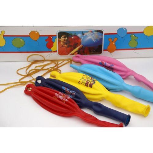Kæmpe Bokse Balloner - Sæt m. 3 stk