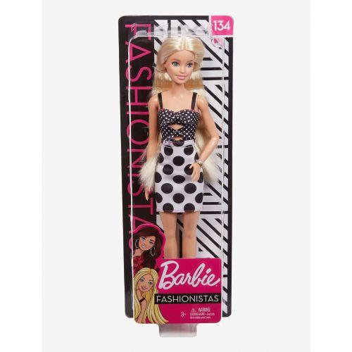 Barbie Fashionistas Dukke - 134