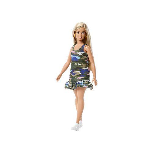 Barbie Fashionistas Dukke - 94 Camouflage Pige