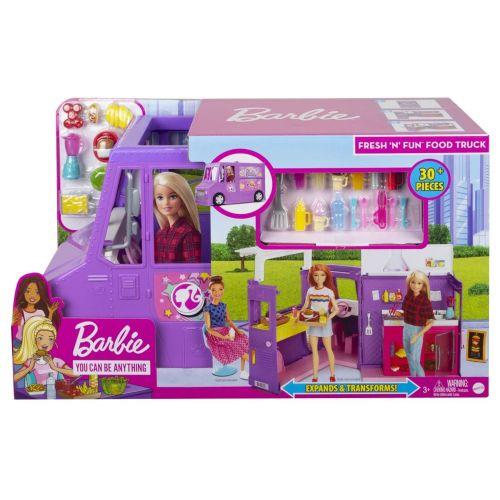 Barbie Food Truck Sæt