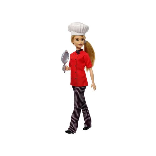Barbie Karriere Dukke - Kok
