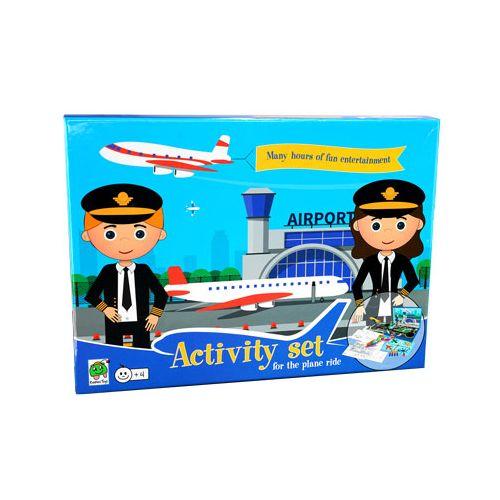 Barbo Toys Classic – Aktivitetssæt til flyveturen