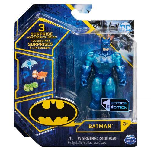 Batman Figur 10 cm - Blå