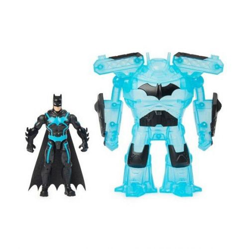 Batman Mega Gear Deluxe Figur 10 cm