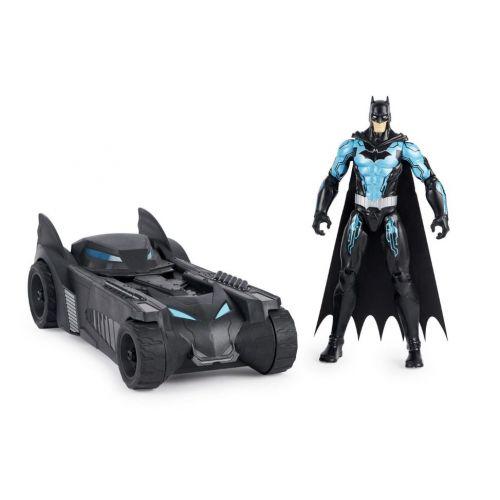 Batman Batmobile med 30 cm Figur