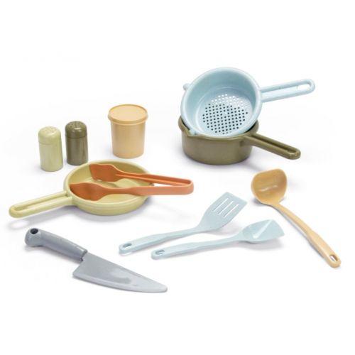 Dantoy Bioplast Køkkensæt -  Gaveæske