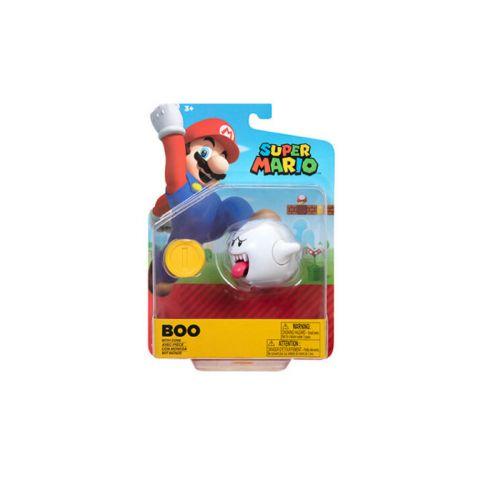 Nintendo 4 Super Mario Figur - BOO