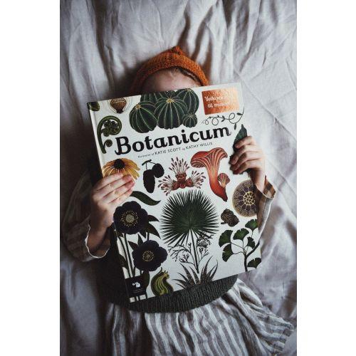 Botanicum -  smuk børnebog om botanik