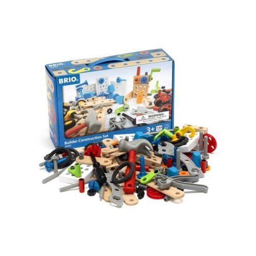 Brio Builder Byggesæt - 135 dele