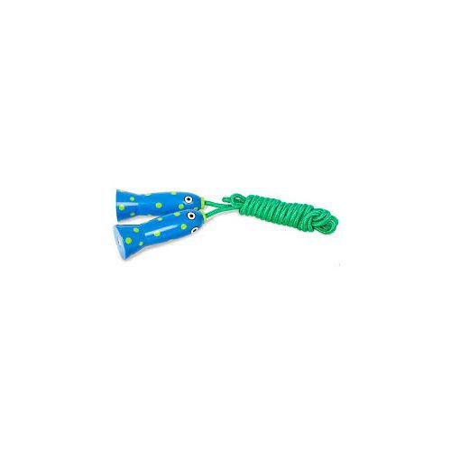 Buiten Speel Sjippetov 160 cm - Grøn/ blå