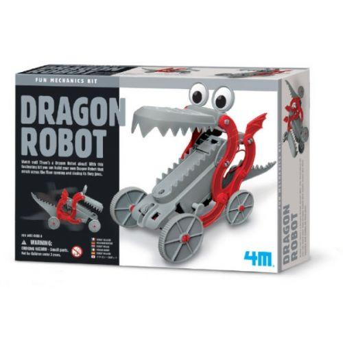 KidzLabs - Byg Din Egen drage Robot.