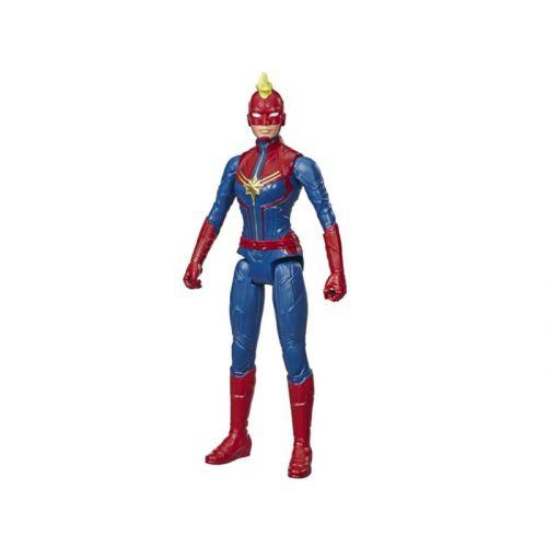 Avengers Titan Hero - Captain Marvel Figur - 30 cm
