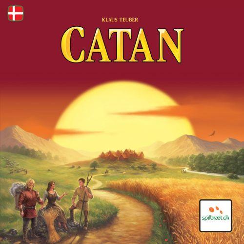 Catan - Grundspillet