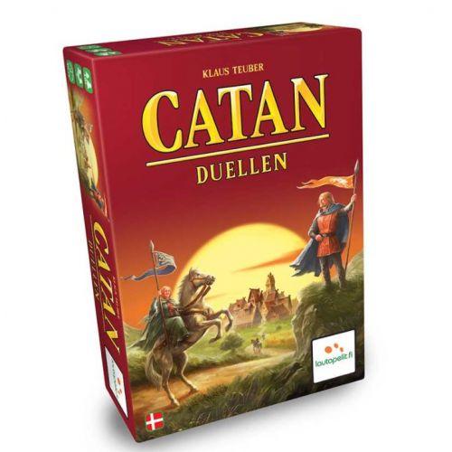 Catan Duellen - Dansk strategi spil