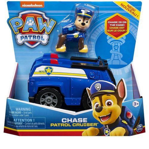Paw Patrol Basic Vehicle - Chase