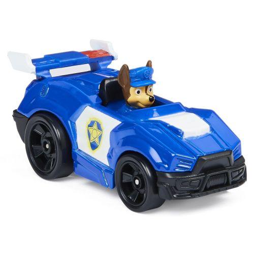 Paw Patrol The Movie - True Metal Vehicle Chase