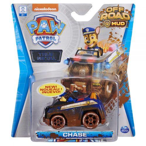 Paw Patrol - True Metal Vehicle Chase - Off Road MUD