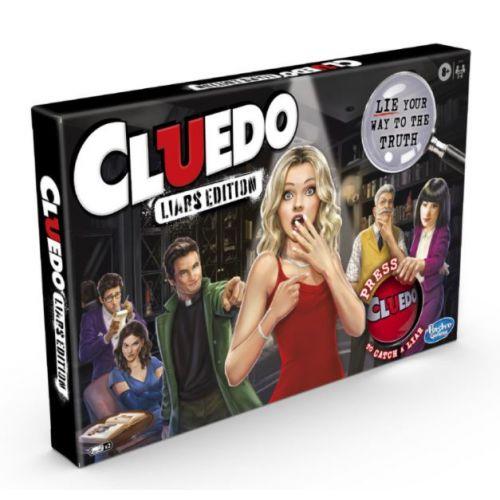 Cluedo Liars Edition Mysteriespil DK - Brætspil
