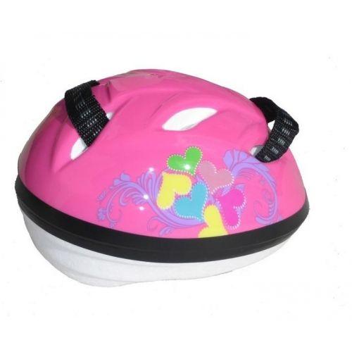 Mini Mommy Cykelhjelm til dukke - Pink