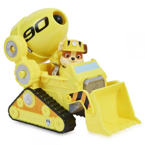 Paw Patrol The Movie - Themed Vehicle Rubble