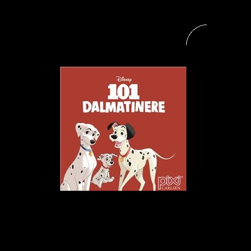 Disney - 101 dalmatinere - Pixi bog