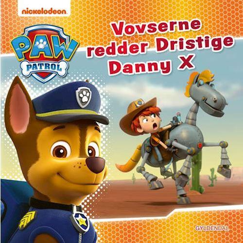 Paw Patrol - Vovserne redder Dristige Danny X