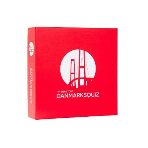 Den Store Danmarksquiz - Game Inventors Brætspil