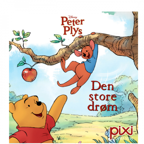 Peter Plys -Den store drøm - Pixi bog