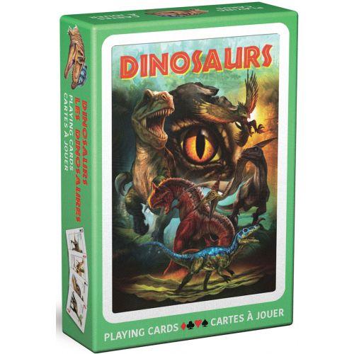 Dinosaur Spillekort