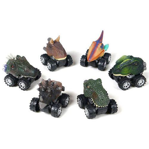 Dinosaur Frictions bil - Assorterede