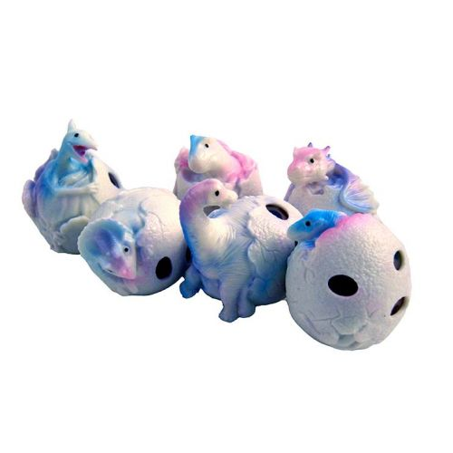Magni Dinosaur Æg - squeeze legetøj