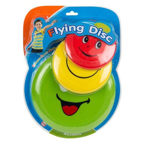 4-kids Smiley Disc Sæt m. 3 stk.