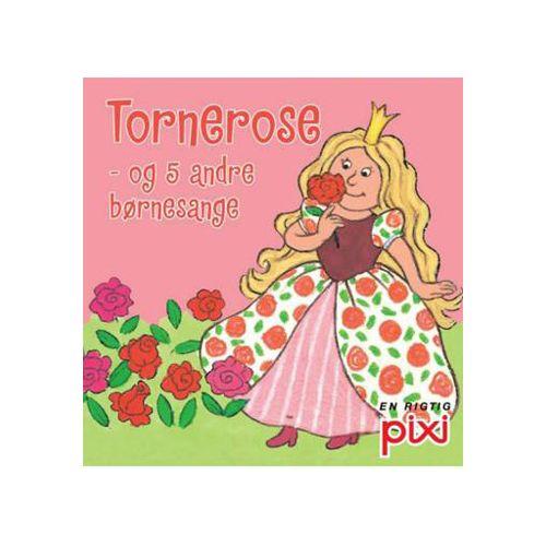 Børnesange - Tornerose - Pixi bog