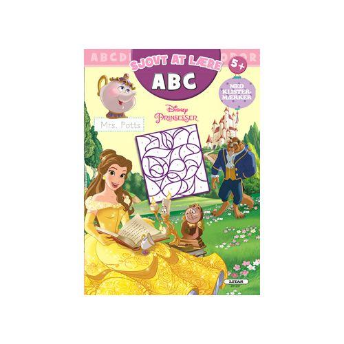 Disney Prinsesser - Leg og Lær - BOGSTAVER