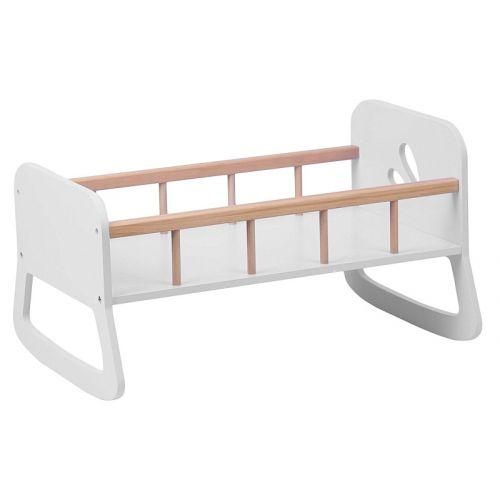 Moover Line Cradle - Dukkeseng i Hvid