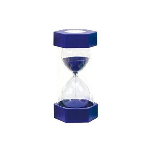 Eduplay Stort Timeglas - 16.5 cm - Blå