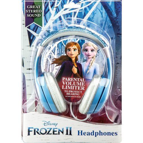 eKids Disney Frost 2 - Høretelefoner med lydreduktion