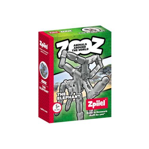 Zpiiel ZooZ series 1 - Elefant