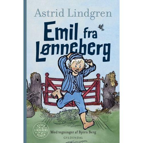 Emil fra Lønneberg - Gavebog af Astrid Lindgren - indbundet